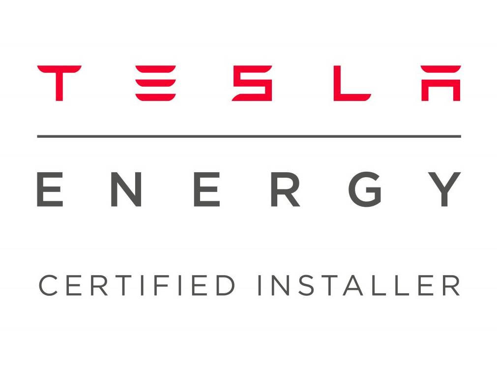 Tesla Energy Certified Installer Logo